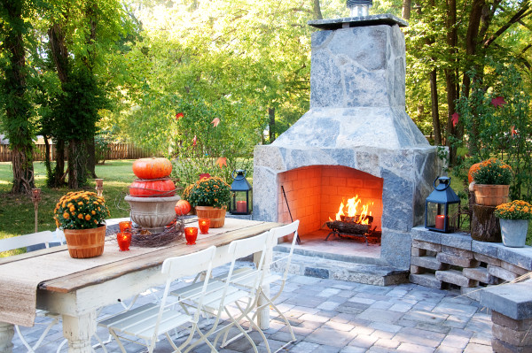 Outdoor Living at the Farmhouse