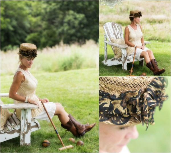 Croquet Carol Spinski Photography and Styling