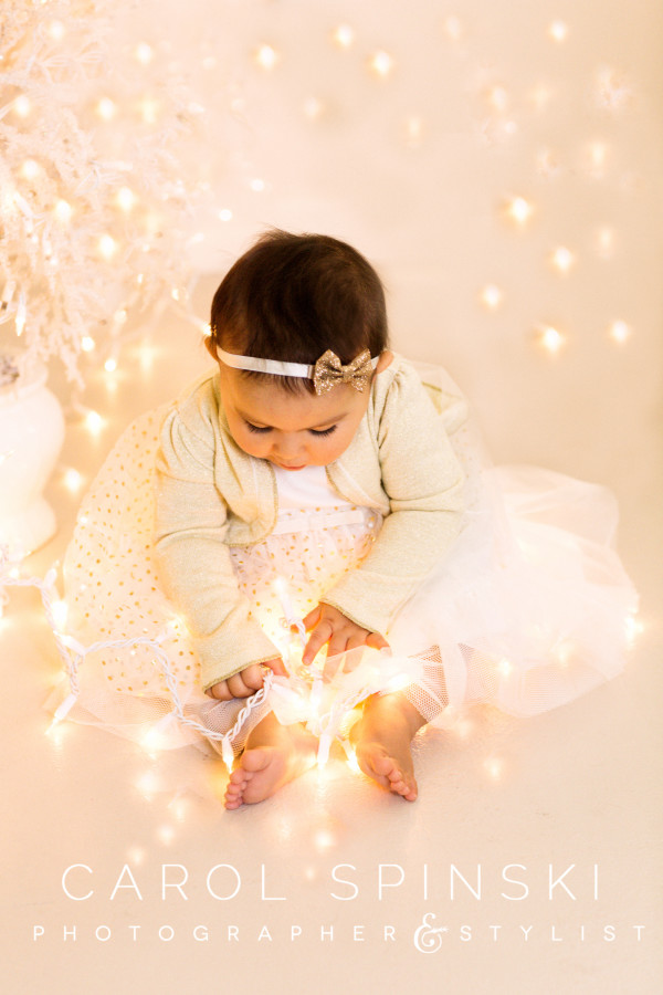 Christmas Baby Sparkles