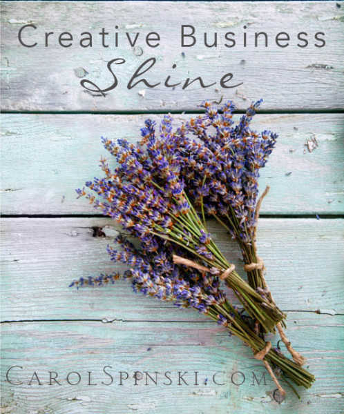 Creative Business Shine Mentoring